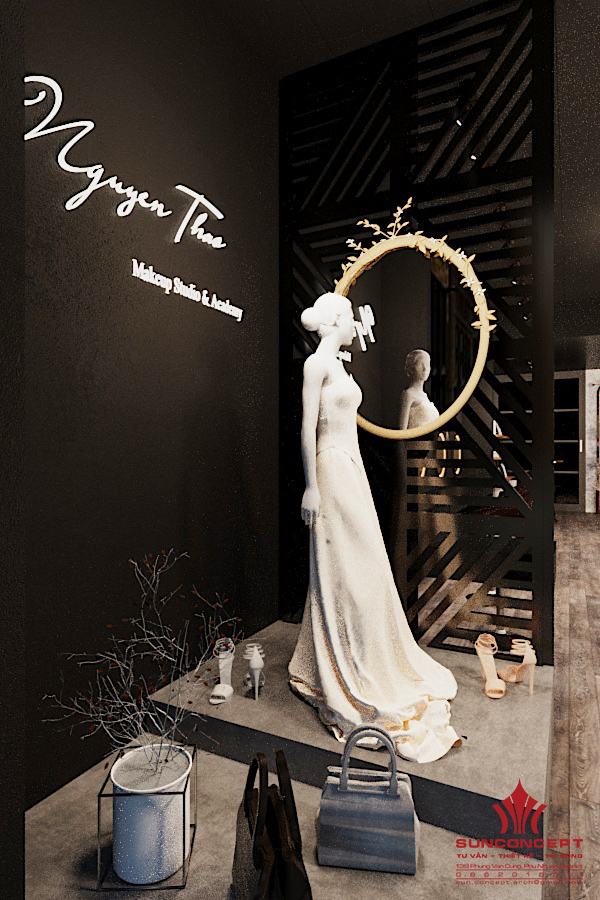 THE BRIDAL STUDIO – NGUYEN THAO