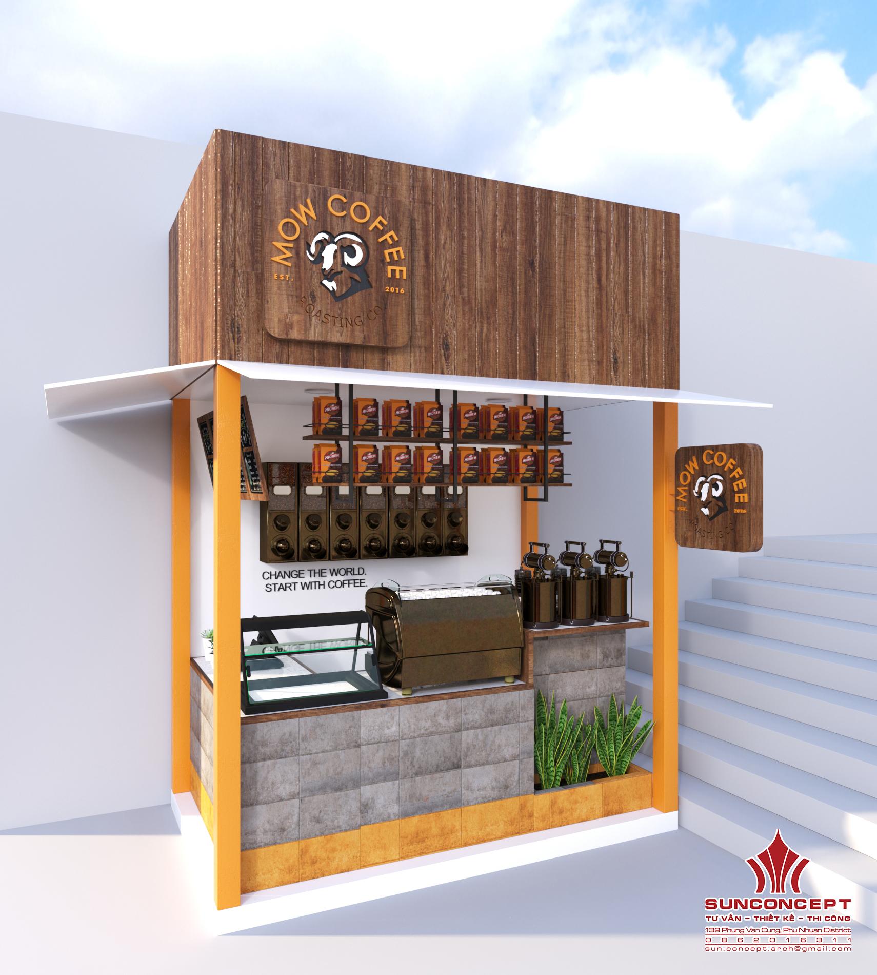 MOW COFFEE SHOP